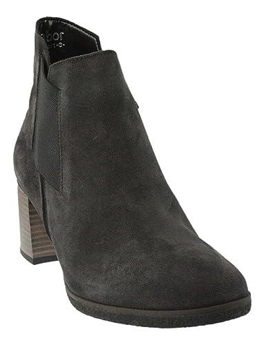 Gabor Damen Stiefel / Stiefeletten Stiefelette dark grey dark grey ZL5dr