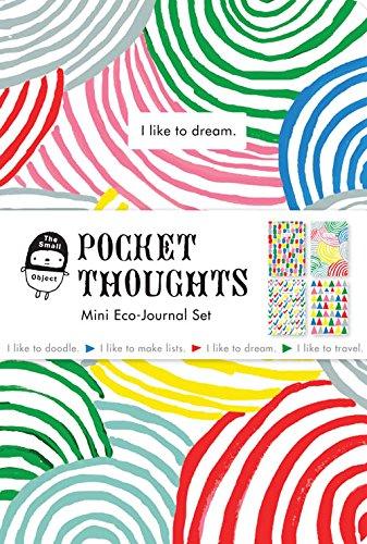 Read Online Pocket Thoughts: Mini Eco-Journal Set PDF