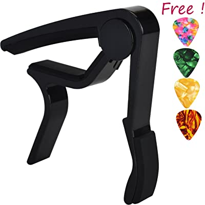 Sound Harbor MA-10 Guitar Capo