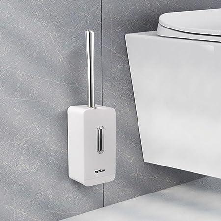 Dixinla Toilettenburste Badezimmer Kloburste Edelstahl Klobursten