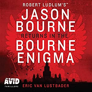 The Bourne Enigma Audiobook