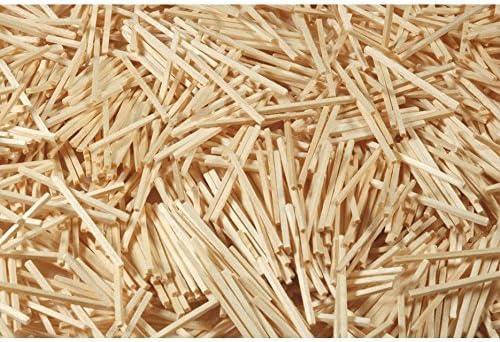 1000 b/âtonnets en bois Gros acheteurs VBS 48 mm
