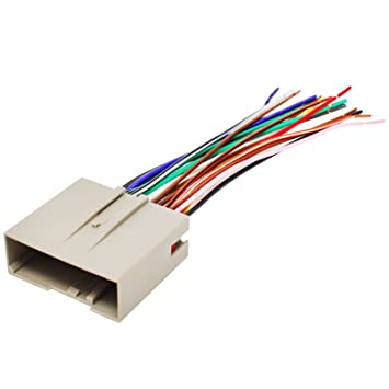 Replacement for Radio Wiring Harness for 2006 Ford F-250 ... on