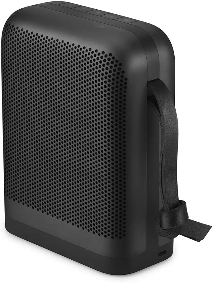 Bang & Olufsen Beoplay P6 Portable Bluetooth Speaker with Microphone, Black
