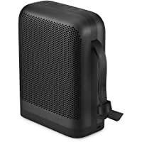 B&O Play Beoplay P6 Bluetooth Speaker, Powerful and Portable Wireless Splash and Dust Resistant Speaker, Black