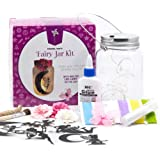 Pinwheel Crafts Fairy Craft Kit for Girls (Fairy Lantern)