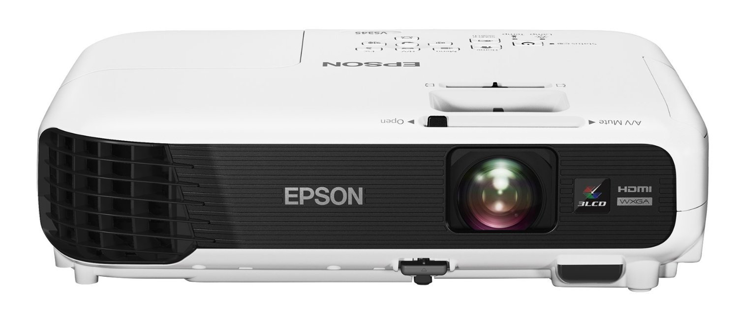 SpArc Platinum for Epson PowerLite Home Cinema 707 Projector Lamp with Enclosure