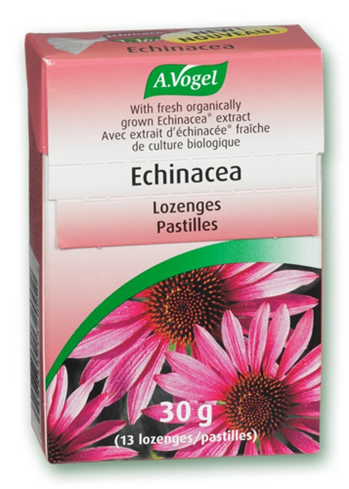 A VOGEL Echinacea Lozenges, 30 Gram by A. Vogel (Image #1)