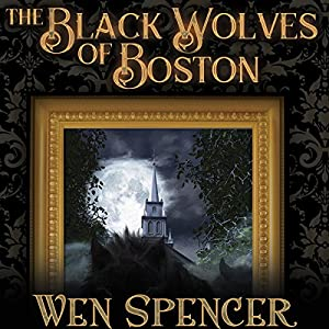 The Black Wolves of Boston Hörbuch