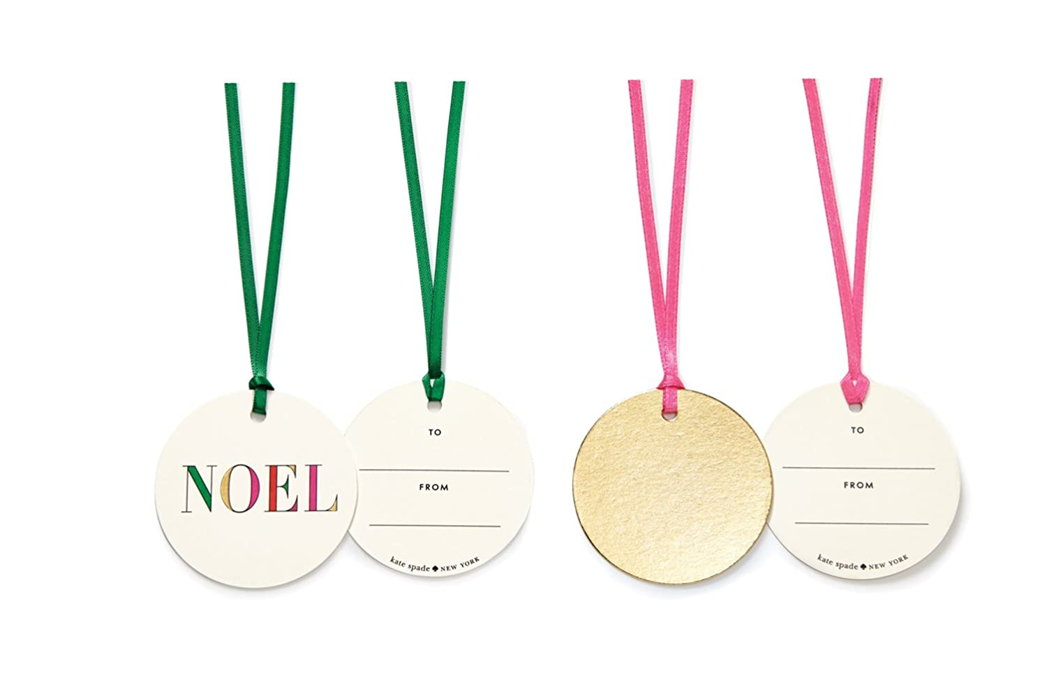 Amazon.com: Kate Spade Gift Tags Noel: Health & Personal Care