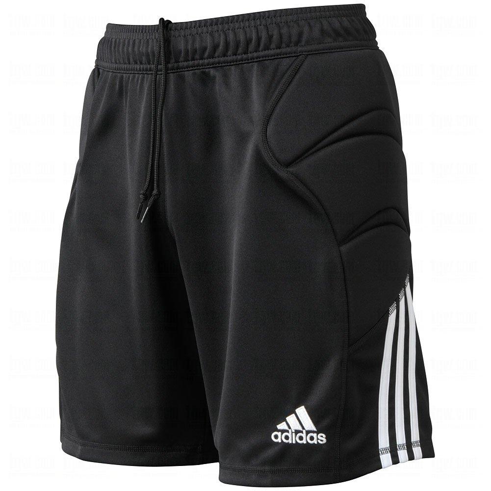Adidas Boys' Climalite Tierro 13 Goalkeeper Shorts - S,S - Black by adidas