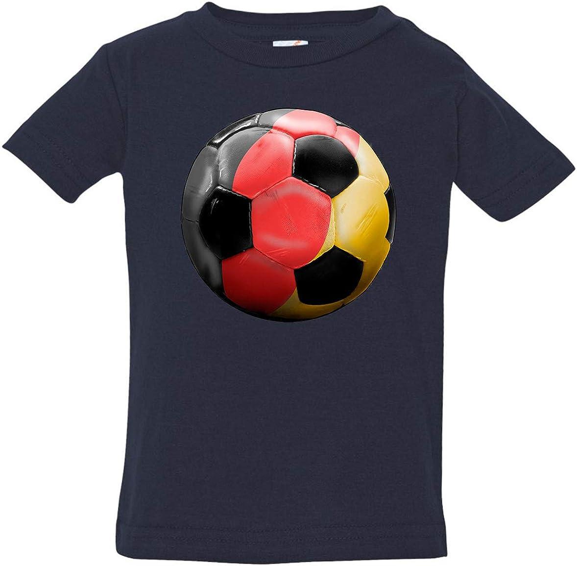Tenacitee Babys Germany Soccer Shirt