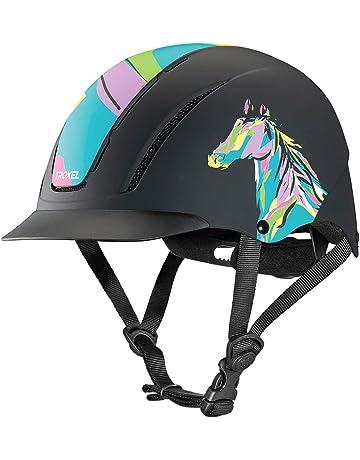 247fbaeb TROXEL Performance Headgear Troxel Spirit Pop Art Pony Helmet Popart Medium