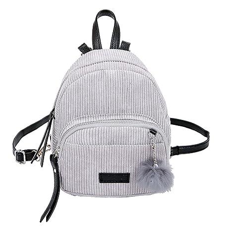 Bolso mochila mujer, ❤ Amlaiworld Bolsos mujer baratos pequeños Bolso de escuela de niña