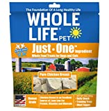 Whole Life Pet Single Ingredient Usa Freeze Dried Chicken Breast Treats Value Pack For Dogs And Cats, 10-Ounce Review