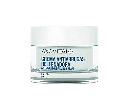 dd6cc006e Axovital - Crema de Día SPF15 con Textura Cremosa - 50 ml.: Amazon ...
