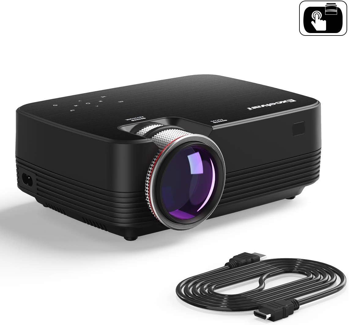 EXCELVAN proyector (Mini): Amazon.es: Electrónica