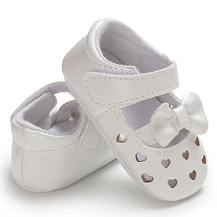 975f6c127 Ocamo - Zapatos de piel sintética para bebé