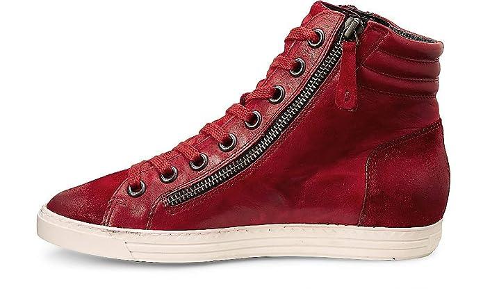 Paul Green 4213-137 Größe 37.5 Rot (Mittelrot): Amazon.de: Schuhe &  Handtaschen