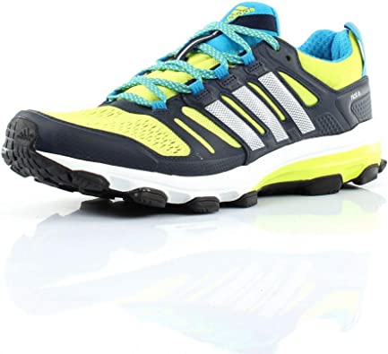 adidas Supernova Riot 6 Trail Zapatillas de Running - SS15, Color Verde, Talla 45 1/3 EU: Amazon.es: Zapatos y complementos