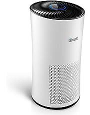 Levoit Luftreiniger Allergie mit HEPA-Kombifilter Aktivkohlefilter,Air Purifier mit Luftqualitätssensor Automodus Schlafmodus Timer,gegen Staub Küchengeruch,für Allergiker Raucher Tierbesitzer LV-H133