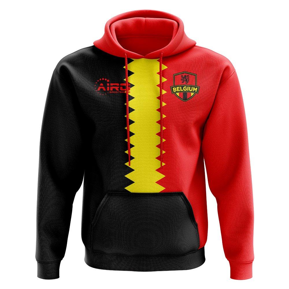 Airo Sportswear 2018-2019 Belgium Home Concept Hoody