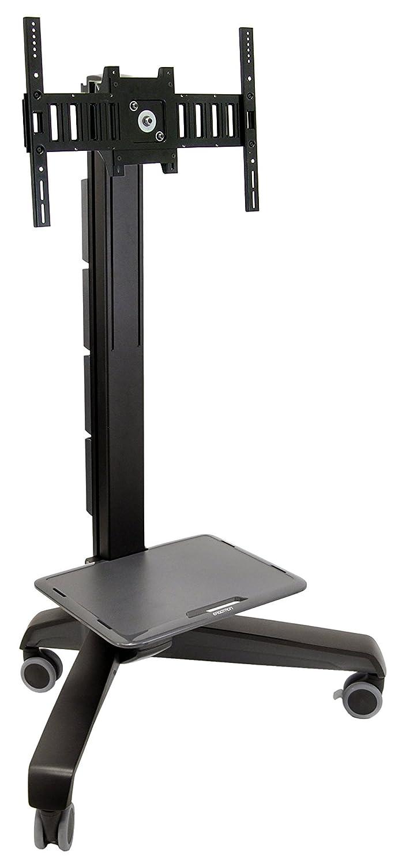 Ergotron Neo-Flex Mobile MediaCenter LD - Wagen für LCD-Display - Schwarz, 24-190-085