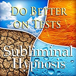 Do Better on Tests with Subliminal Affirmations