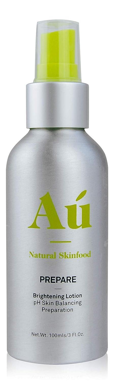 Prepare Brightening Toner by Au Natural Skinfood | 16+ Manuka Honey & Kiwifruit Extract Toner Spray | Certified | Food for Your Skin | Hydrating Mist Balances Skin pH | All Skin Types | 100 mL