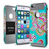 iPhone 6 4.7 Inch Case,iPhone 6/6S Hybrid Case,AnnBay(TM) for iPhone 6(4.7