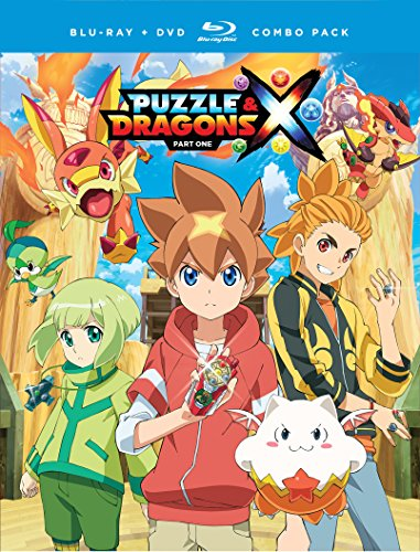 Puzzle & Dragons X: Part One ()