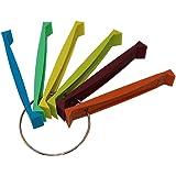 AMI PARTS FCR6 Fin Comb Set for Air Conditioner FCR6 Coil Fin Comb Ring Straighten Evaporator Condensor