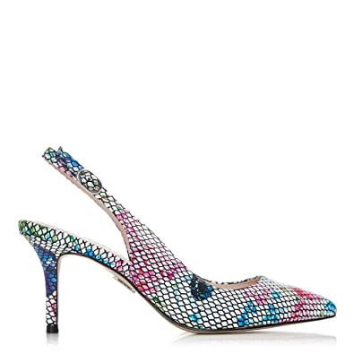 e8894050a55 Moda In Pelle Limka Floral Leather  Amazon.co.uk  Shoes   Bags