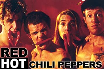 Red Hot Chili Peppers Peppers Poster 36 X 24in Amazon Com Grocery