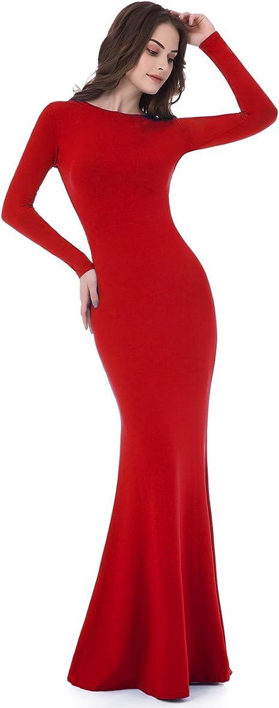 Sarahbridal Damen Sexy Meerjungfrauen Kleid Corssed Back Lang Abendkleid Ballkleider Rot M Amazon De Bekleidung
