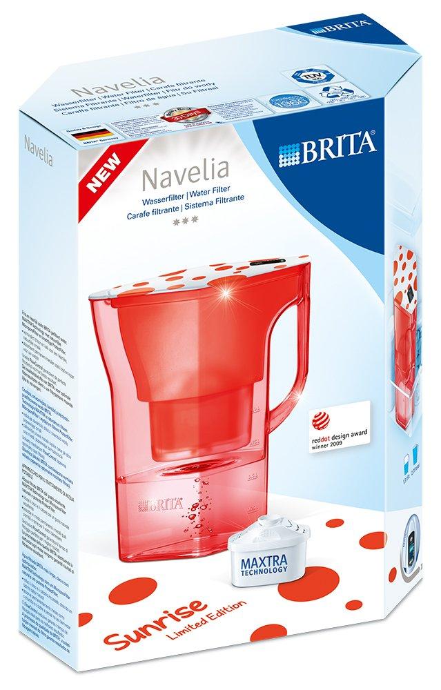 S 256/mm, 104/mm, 258/mm, 3-teilig Brita Marella Cool Wasserfilter Wasser Filter