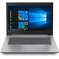 Lenovo Ideapad 330 Intel Core i3 7th Gen 14-inch Full HD Laptop (4GB/1TB HDD/Windows 10 Home/MS Office/Platinum Grey/ 2.1kg), 81G2007DIN