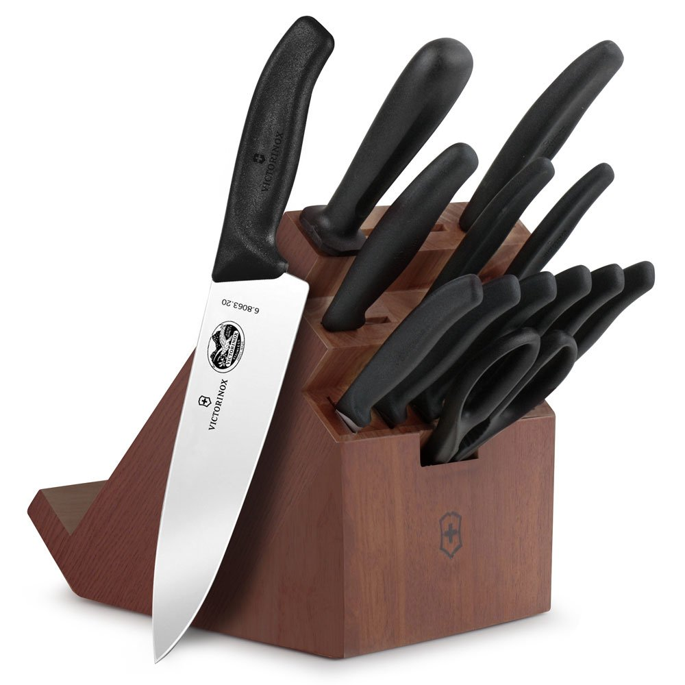 Victorinox Forscher 14-piece Knife Set Review