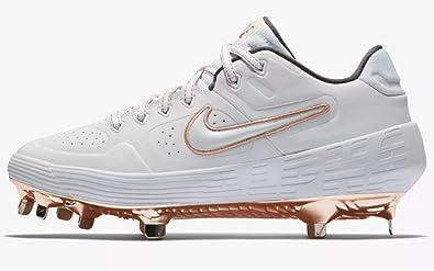 finest selection 563fe 91fea Nike W Alpha Huarache Elite 2 Low Womens Aj7732-109 Size 12