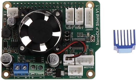 Kalttoy - Placa de expansión para impresora 3D NanoDLP Shield V1.1 ...