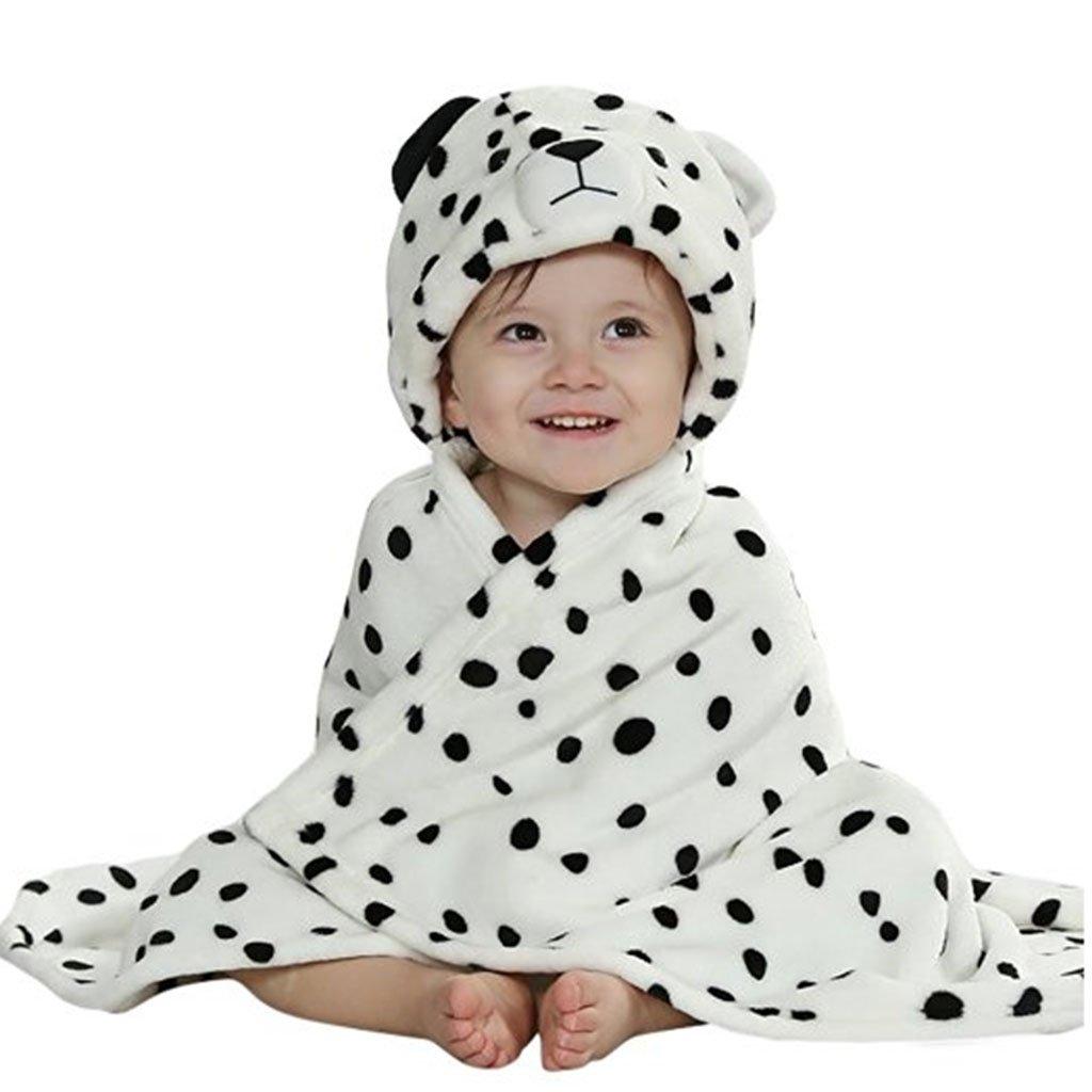 Vine Manta para niños mantita-arrullo con capucha diseño de animal para bebé product image