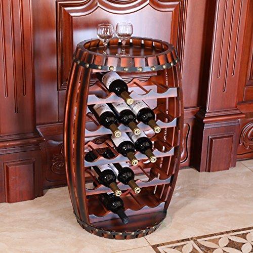 x shaped wine rack - 1