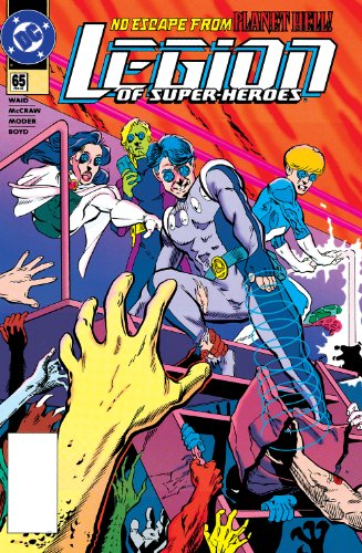 Legion of Super-Heroes (1989-2000) #65