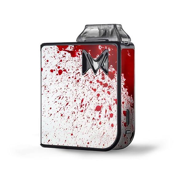 Skin Decal Vinyl Wrap for SV Mi-Pod kit Vape Skins Stickers Cover/Blood  Splatter Dexter