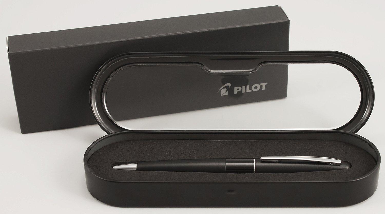 Pilot Metropolitan Collection Ball Point Pen, Black Barrel, Classic Design, Medium Point, Black Ink (91307) by Pilot (Image #3)