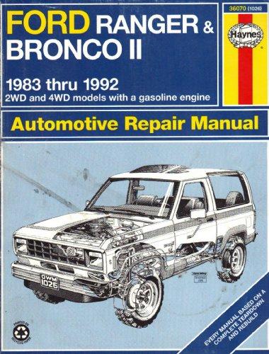ford ranger 1992 - 6