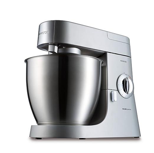 623 opinioni per Kenwood KMM770, Robot da cucina Major Premier 6,7 L, Argento
