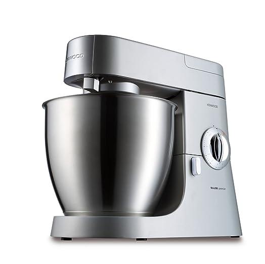 kenwood major premier kmm770 küchenmaschine test