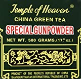 China Green Tea Special Gunpowder (Temple of Heaven G603) 500g. (17.64 Oz) Review