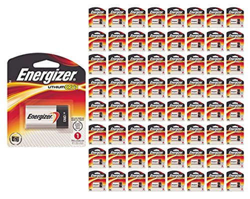 72x Energizer CR-V3 Battery Photo Lithium 3V LCRV3B ELCRV3 KCRV3 LB-01 FRESH by 21Supply
